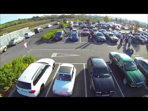 Cars & Coffee Limerick 1/11/15 (with rubbish audio)