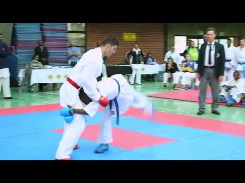 South Africa Karate International - Sport TV SA