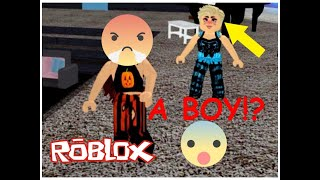 I CAUGHT MY ROOMMATE DRESSING UP AS A BOY?! | Roblox | Role-play | Royale High | Docter Missy