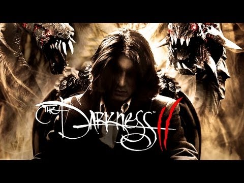 The Darkness 2 Demo Gameplay Uncut - Xbox 360 DE HD