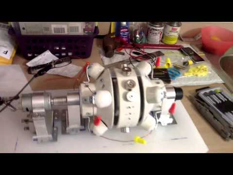 ENERGY GENERATOR SP2 - PHASE 3b (TEST RUN 2) (A Search For Free Energy)