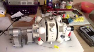 FREE ENERGY GENERATOR SP2 - PHASE 3b (TEST RUN 2) (A Search For Free Energy)