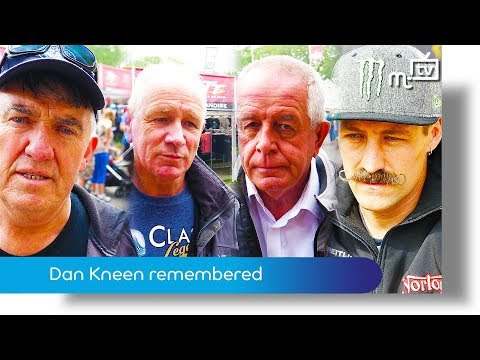 TT 2018 Dan Kneen remembered