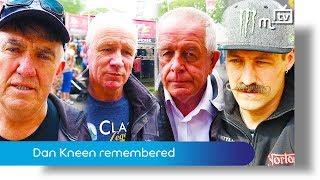 TT 2018 Dan Kneen remembered