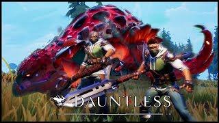 CAZADORES DE BEHEMOTHS - La caza del Charrog joven - DAUNTLESS