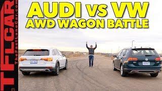 Audi A4 allroad quattro 2017 Videos