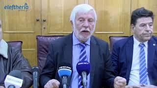 Παναγιωτόπουλο και Αφάλη ανακοίνωσε ο Τατούλης
