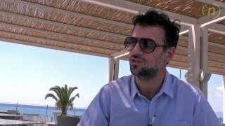 Κωστής Μαραβέγιας - Συνέντευξη - Kalamata IN