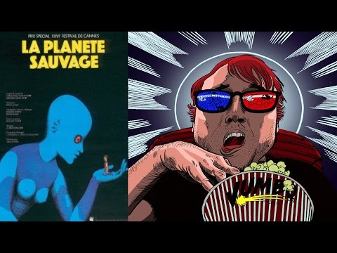 Fantastic Planet (La Planète sauvage) 1973 Movie Review