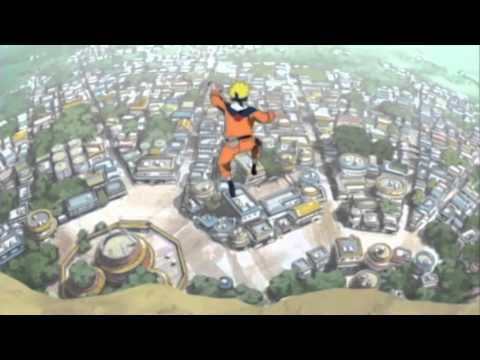 Naruto I made it AMV (Kevin Rudolf)