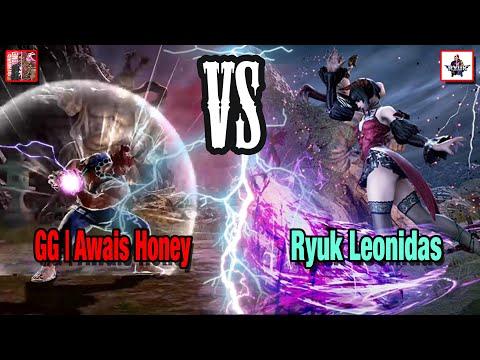 GG|Awais Honey (Akuma, Leroy) Vs Ryuk Leonidas (Eliza) May 2020