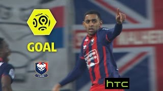 Video Gol Pertandingan SM Caen vs Guingamp