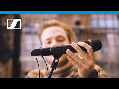 evolution wireless G4 Tutorial – Live Sound I Sennheiser