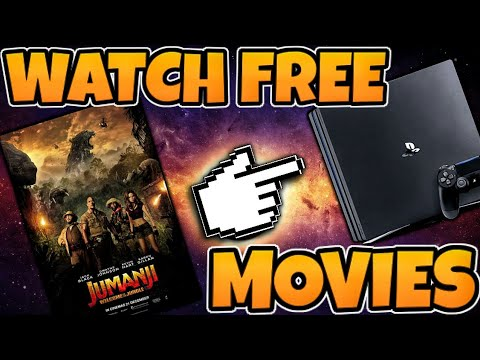 HOW TO WATCH MOVIES ON PS4 FOR FREE!2018 WORKING