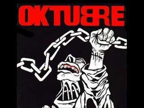 OKTUBRE - FUEGOS DE OKTUBRE