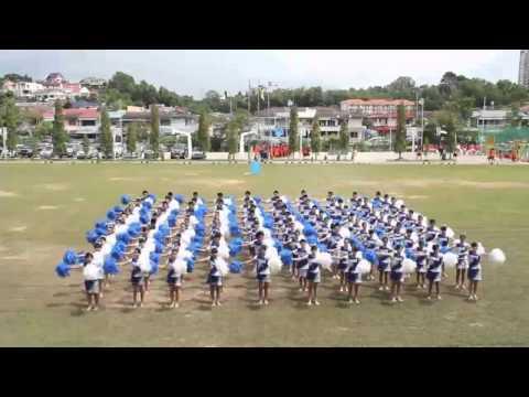 Blue House Dancing 2012