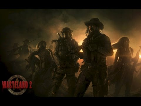 Прохождение Wasteland 2 pt13 - Рельсовые воры