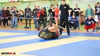 [XIII PP ADCC]  Maciejewski Sebastian vs Victoriano Livio, Zaawansowani, +91 kg