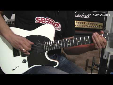 Fender Jim Root Telecaster Flat WH