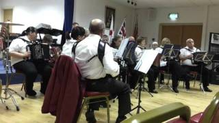 Burnside Accordion Band clip 3