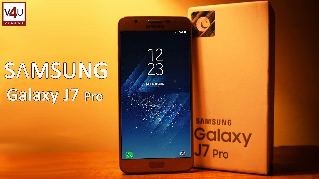 Samsung Galaxy J7 Pro 2017 Review Specifications Price Release Date Camera Features Youtube