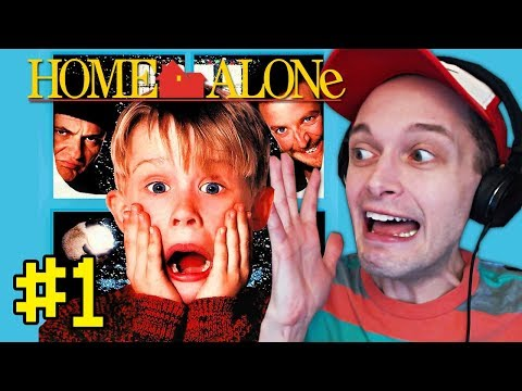 HOW TO HIDE YOUR JEWELRY - Home Alone (SNES) - PART 1