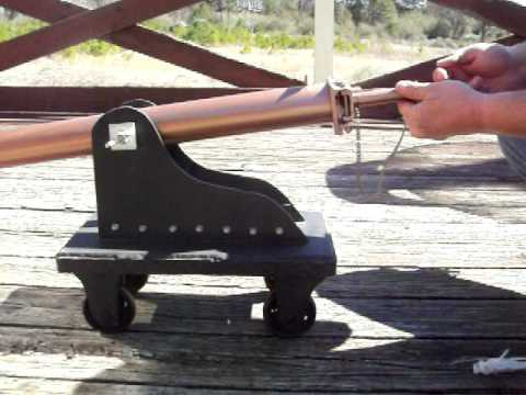 Home Made Cannon