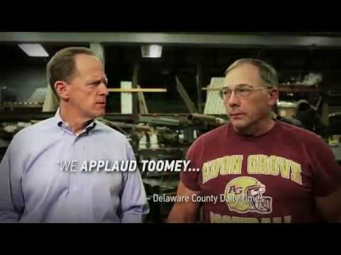 Pennsylvania Proud | Pat Toomey for Senate