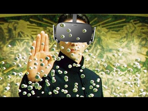 MATRIX TRICKS IN VIRTUAL REALITY! Robo Recall   (Oculus Rift VR + Touch Gameplay) #2