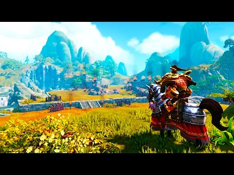 10 Upcoming MMO Games in 2017 and 2018 (NEW Massive Multiplayer Online Games Coming in 2017/2018)