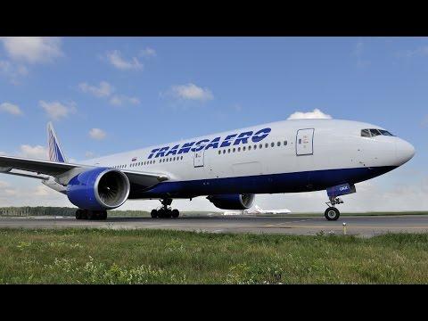 Полёт на самолёте Boeing 777-300 в FSX