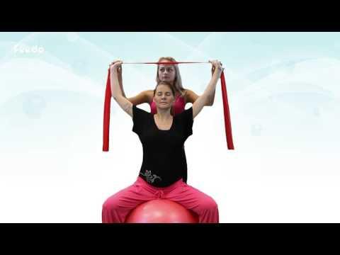 Nejúčinnější cvičení pro těhotné ženy / cvičení v těhotenství - 2. trimestr, 2. díl