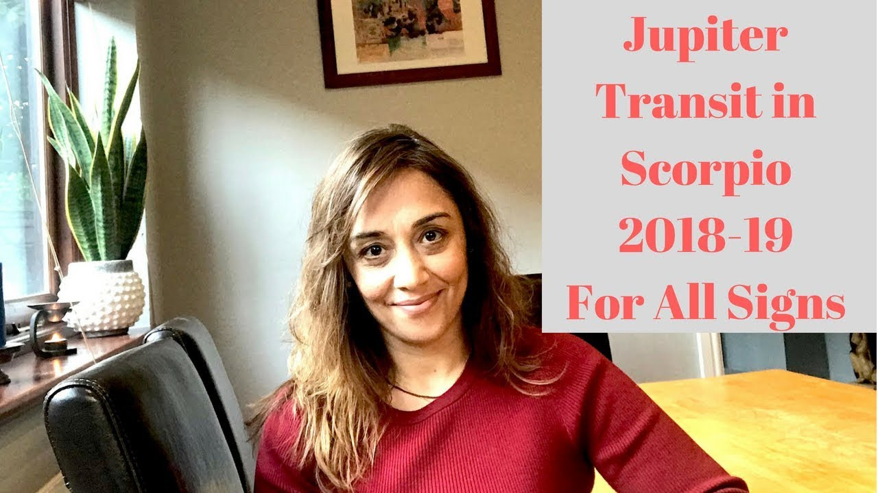 Jupiter Transit in Scorpio 2018-19 Vedic Astrology for all Signs