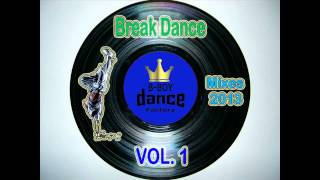 Mix Break Dance Salsa style