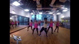 La Machete - Mega Mix 50 | Zumba Fitness choreography by Moez Saidi