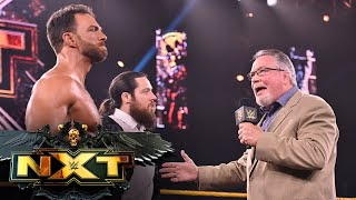 Ted DiBiase gambles on Cameron Grimes against LA Knight: WWE NXT, Aug. 10, 2021