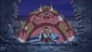 Nightmare Luffy vs Oars & Moria |HD| [Full Fight]