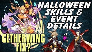 Dragalia Lost: Trick Or Treasure Event Details! How Good Is Elisanne?
