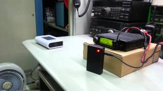 change radio-tone repeater controller to PTT mode 2