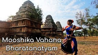 Mushika/ Mooshika Vahana Ganesha Sloka/ Shloka Bharatanatyam dance - Sindhu Thayyil