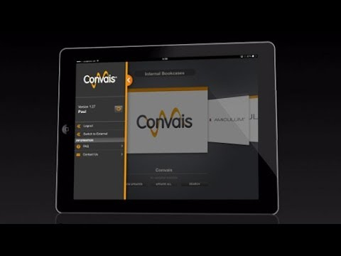 Convais - Secure delivery and organization of information assets