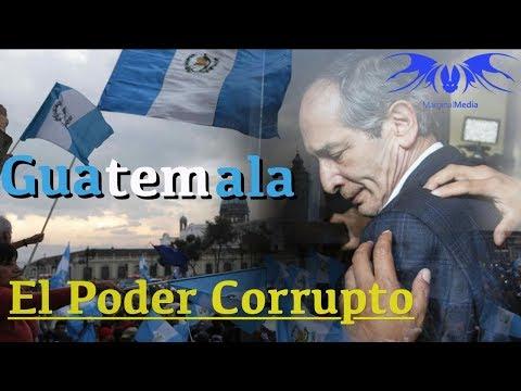 Corrupción en Guatemala. VIDEO MONETIZACION DENEGADA