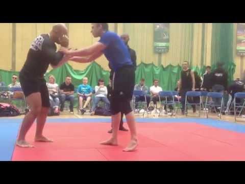MAASIF British Open - Fight 4