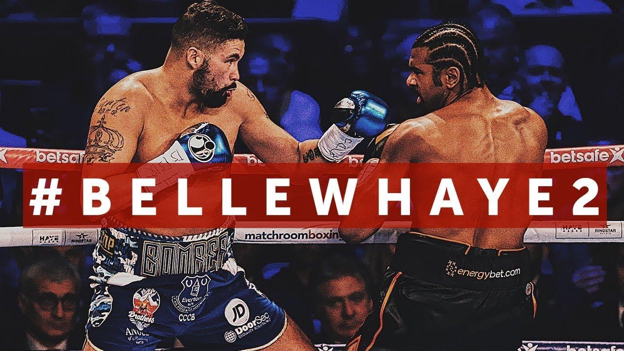 Haye V Bellew Video