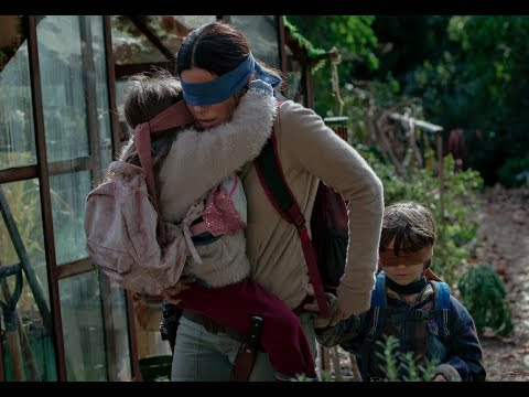 Bird Box (2018) Official Trailer HD / Netflix