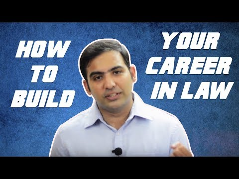 How To Build Your Career in Law | Sanyog Classes | With career counselling