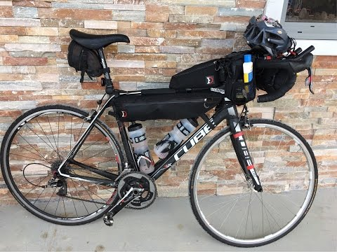 Bikepacking Example For Indian Pacific Wheel Race