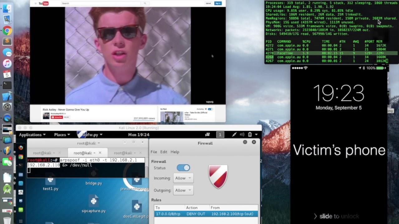 DIY Spy Program: Abusing Apple's Call Relay Protocol - Martin Vigo