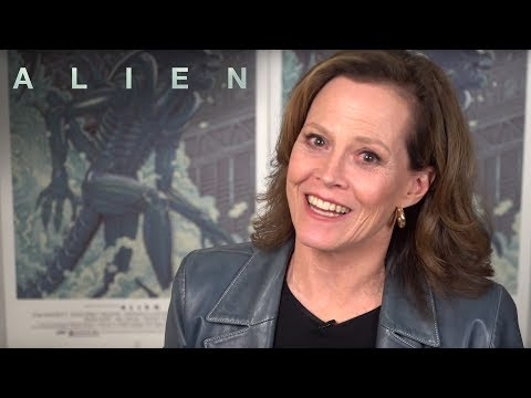 Happy Alien Day from Sigourney Weaver