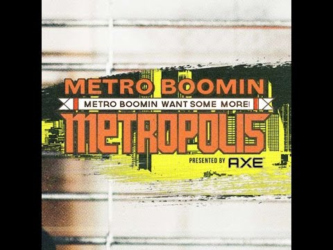 Metro Boomin - Metropolis (OFFICIAL AUDIO)
